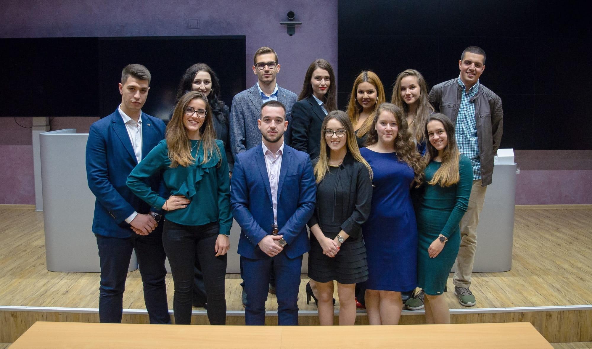 АСМБ Управителен Съвет 2019-2020