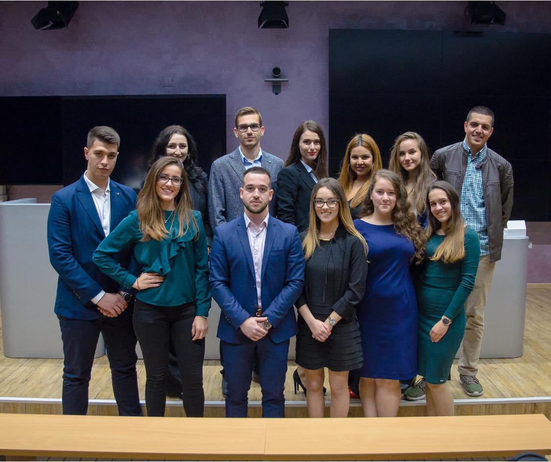АСМБ - Варна Управителен Съвет 2019-2020