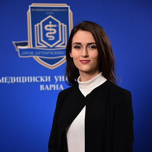 Hristina Tarakchieva