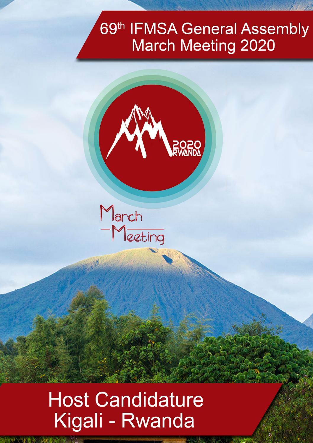 IFMSA March Meeting - Rwanda
