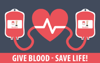 give blood- save life